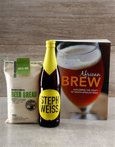gifts: African Brew Cookbook Hamper!