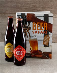 gifts: Beer Safari Hamper!