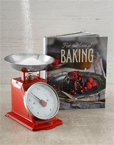 gifts: For the Love of Baking Cookbook!