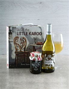 gifts: Taste the Little Karoo Cookbook Hamper!