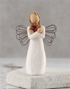 gifts: Willow Tree Good Health Angel!