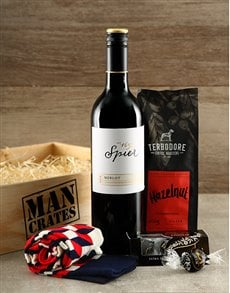 gifts: All Things Good Man Crate!
