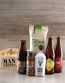gifts: Gourmet Braai Man Crate!