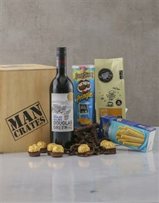 gifts: All Things Indulgent Man Crate!
