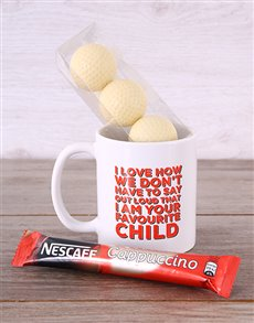 gifts: Favourite Mug Child Hamper!