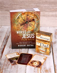 gifts: Blessings for Dad Gift Set!