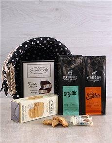 gifts: Terbodore Indulgence Basket!