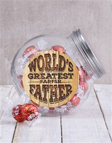gifts: Farting Fathers Candy Jar!