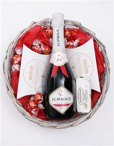 gifts: JC Le Roux Celebration Basket!