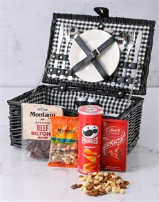 gifts: Snackers Picnic Basket!