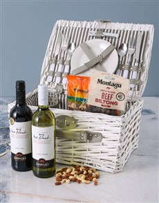 gifts: Best Friend Picnic Basket!