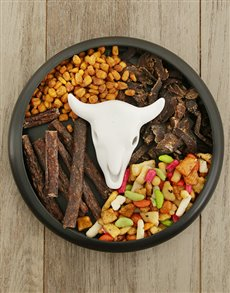 gifts: Ceramic Factory Biltong Platter!
