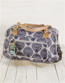 gifts: Peppertree Small Lino Travel Bag!
