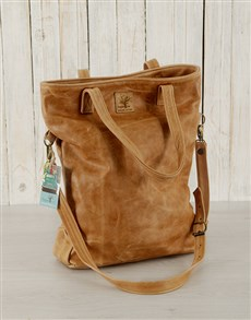 gifts: Peppertree Leather Fold Over Sling Bag!