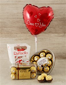 gifts: Ferrero Love Delight!