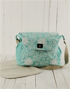 gifts: Peppertree Khanya Flower Nappy Bag!