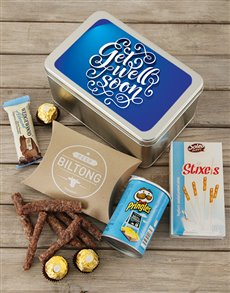 gifts: Get Well Soon Snack Tin!