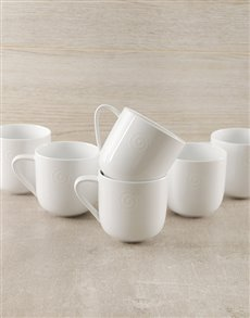 gifts: Carrol Boyes Swirl Mugs!