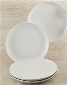 gifts: Carrol Boyes Swirl Dinner Plate Set!