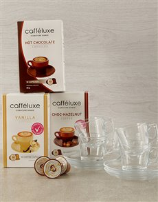 gifts: Coffee Time Hamper!