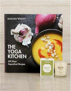 gifts: The Yoga Kitchen Hamper!