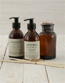 gifts: Rooibos Pamper Trio!