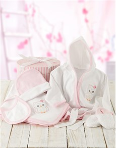 gifts: Baby Girl Bed Time Gift!