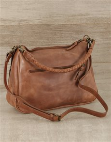gifts: Jinger Jack Leather Piccadilly Handbag!