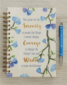 gifts: Serenity Journal Hamper!