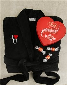 gifts: Love Gown and Lindor Duo!