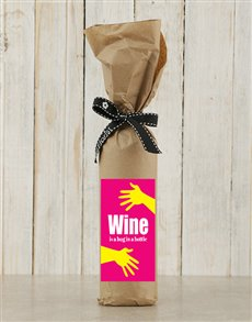 gifts: Wine Hug Backsberg Red!