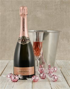 gifts: Pongracz Rose Ice Bucket!