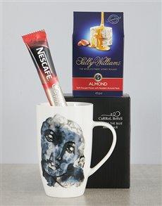 gifts: Carrol Boyes Mug and Treat Hamper!