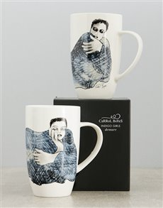 gifts: Carrol Boyes Indigo Girls Mug Set!