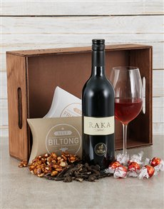 gifts: Raka Gourmet Crate!