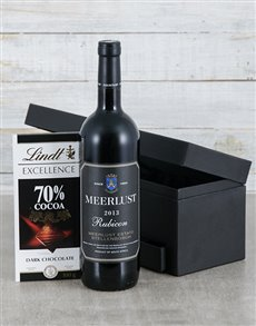 gifts: Meerlust and Lindt Black Box !