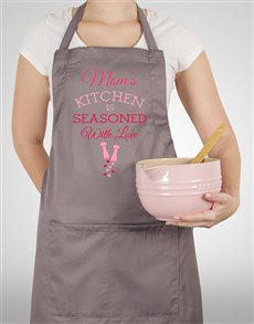 gifts: Moms Kitchen Apron!