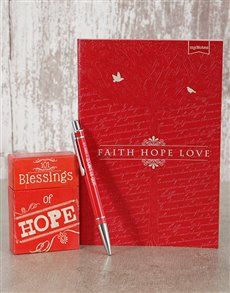 gifts: Faith Hope and Love Gift!