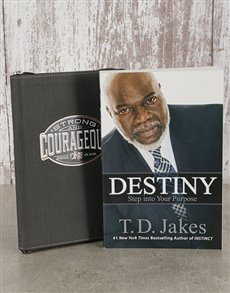 gifts: Destiny and Courageous Gift Set!