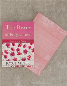 gifts: The Power of Forgiveness and Notebook!