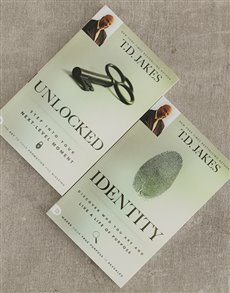 gifts: TD Jakes Book Set!