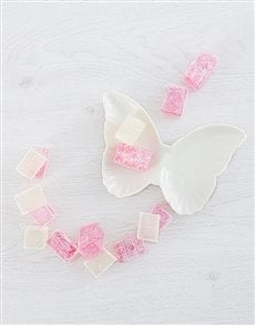 gifts: Soap and Butterfly Tray Gift Set!