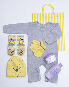 gifts: Winnie The Pooh Gift Set!