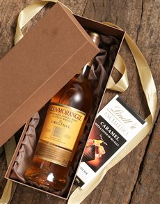 gifts: Gold Box of Glenmorangie!