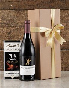 gifts: Gold Box of Diemersfontein!