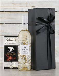 gifts: Black Box of Protea Pinot Grigio!
