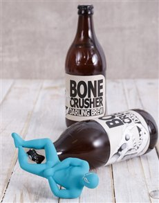 gifts: Bone Crusher and Bottle Opener Gift!