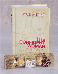 gifts: Joyce Meyer Confident Women Hamper!