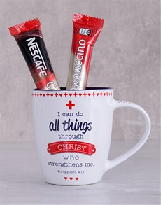 gifts: Get Well Mug Hamper!