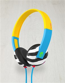 gifts: Skullcandy Locals Only Uproar Headphones Set!
